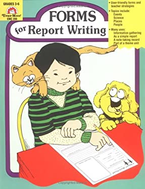 Forms for Report Writing 9781557992864
