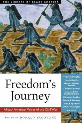 Freedom's Journey: African American Voices of the Civil War 9781556525117