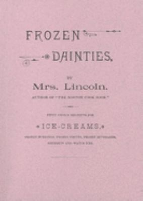 Frozen Dainties 9781557095121