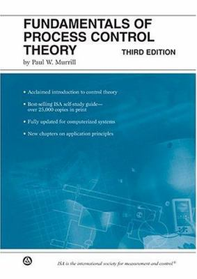 Fundamentals of Process Control Theory [With CDROM] 9781556176838