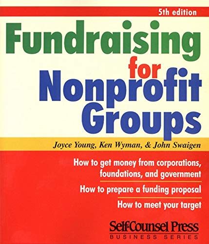 Fundraising for Nonprofit Groups: How To: Get Money from Corporations, Foundations, and Government; Prepare a Funding Proposal; Meet Your Target.