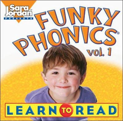 Funky Phonics: Learn to Read, Vol. 1 9781553860020