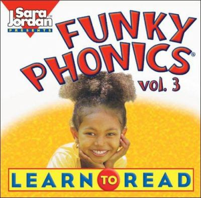 Funky Phonics: Learn to Read, Vol. 3 9781553860143