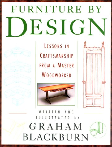 Furniture by Design: Lessons in Craftmanship from a Master Woodworker 9781558215122