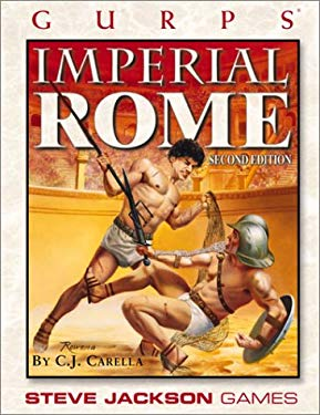 GURPS Imperial Rome 9781556344466