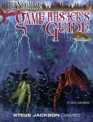 Game Master's Guide 9781556344152