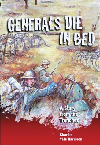 Generals Die in Bed 9781550377316