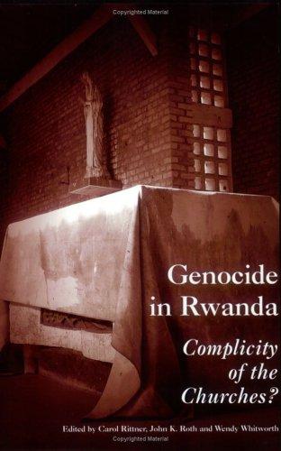 Genocide in Rwanda 9781557788375
