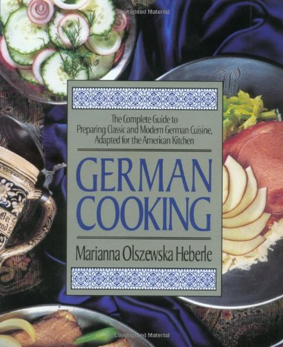 German Cooking 9781557882516