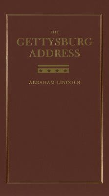 The Gettysburg Address 9781557090737
