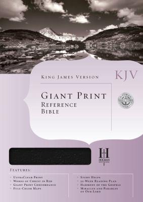 Giant Print Reference Bible-KJV 9781558198128