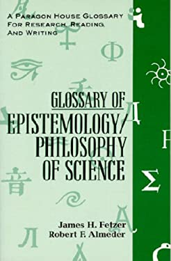 Glossary Epistemology 9781557785589