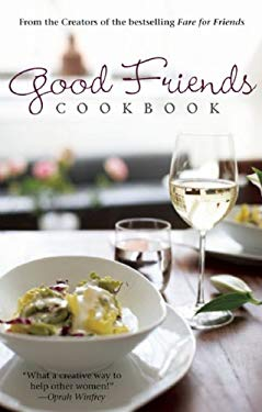 Good Friends Cookbook 9781554702367