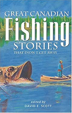 Great Canadian Fishing Stories 9781551051185