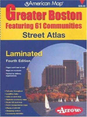 Greater Boston: Featuring 61 Communities 9781557511294