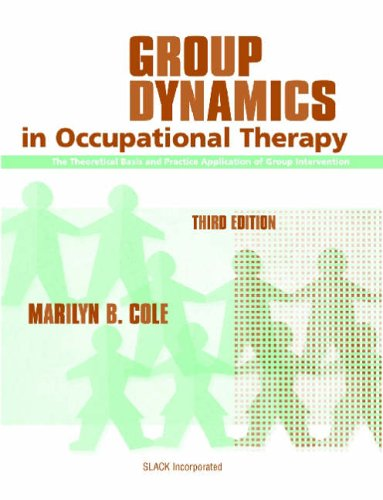 Group Dynamics in Occupational Therapy: The Theoretical Basis and Practice Application of Group Intervention 9781556426872