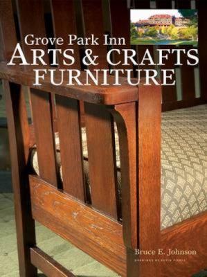 Grove Park Inn Arts & Crafts Furniture 9781558708495