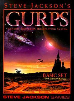 Gurps Basic Set 9781556341274