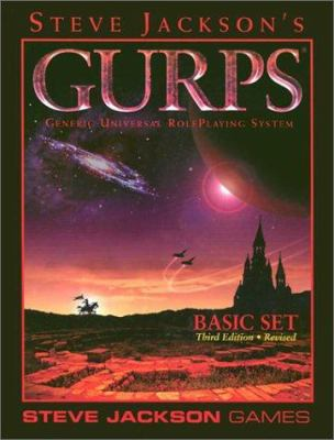 Gurps Basic Set 9781556343575
