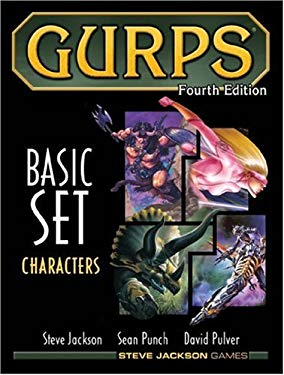 Gurps Basic Set: Characters 9781556347290