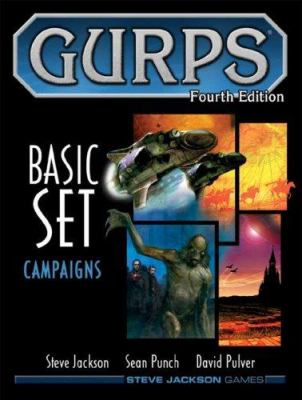 Gurps Basic Set: Campaigns 9781556347306