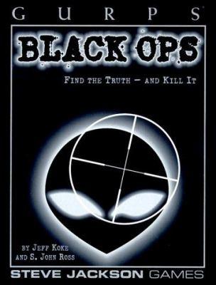 Gurps Black Ops 9781556343339