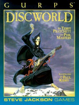 Gurps Discworld: Adventures of the Back of the Turtle 9781556342615