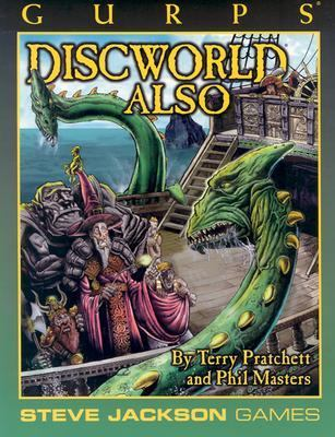 Gurps Discworld Also 9781556344473