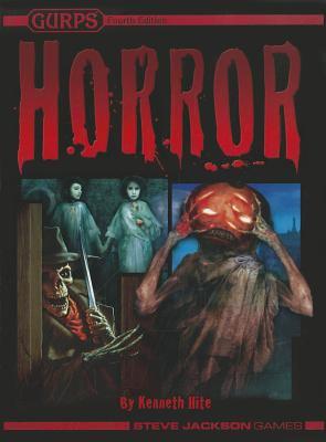 Gurps Horror 9781556348037
