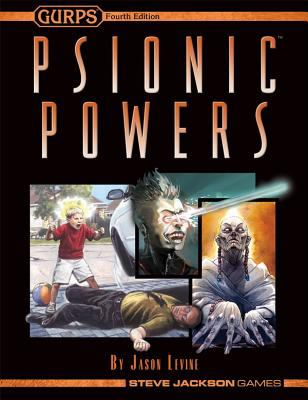 Gurps Psionic Powers 9781556347986