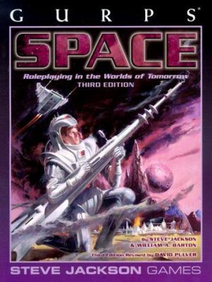 Gurps Space: Roleplaying in the Worlds of Tomorrow 9781556343902