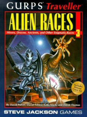 Gurps Traveller: Alien Races 3 9781556344312