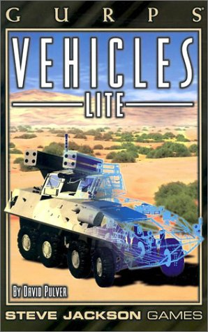 Gurps Vehicle Lite
