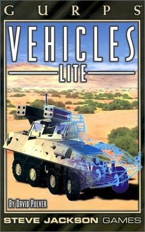 Gurps Vehicle Lite
