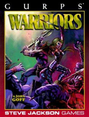 Gurps Warriors 9781556343933
