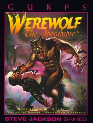 Gurps Werewolf: The Apocalypse 9781556342769