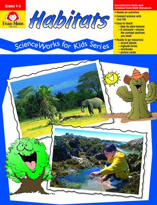 Habitats - Scienceworks for Kids 9781557996886