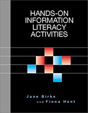 Hands-On Information Literacy Actv 9781555704568