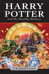 Harry Potter and the Deathly Hallows 9217101