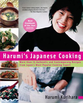 Harumi's Japanese Cooking 9781557884862
