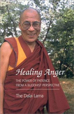 Healing Anger: The Power of Patience from a Buddhist Perspective 9781559390736