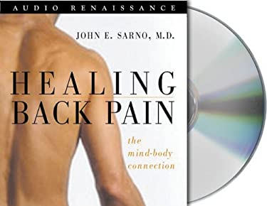 Healing Back Pain: The Mind-Body Connection 9781559279956