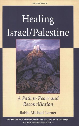 Healing Israel/Palestine: A Path to Peace and Reconciliation 9781556434846