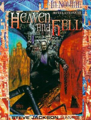 Heaven and Hell 9781556343391