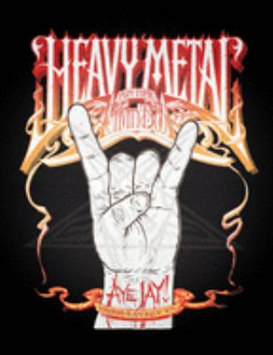 Heavy Metal Fun Time Activity Book 9781550227987