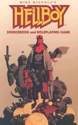 Hellboy Sourcebook 9781556346545