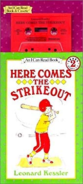 Here Comes the Strikeout! Book and Tape