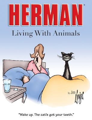 Herman Living with Animals 9781550227802
