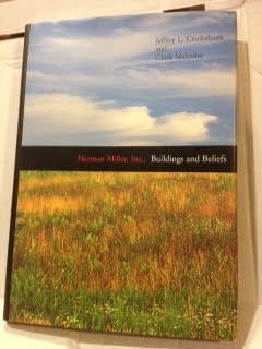 Herman Miller, Inc., Buildings and Beliefs: Buildings and Beliefs 9781558351325