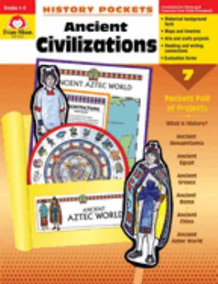 History Pockets, Ancient Civilizations 9781557999009